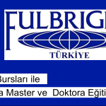 BKB 060: Fulbright Bursları